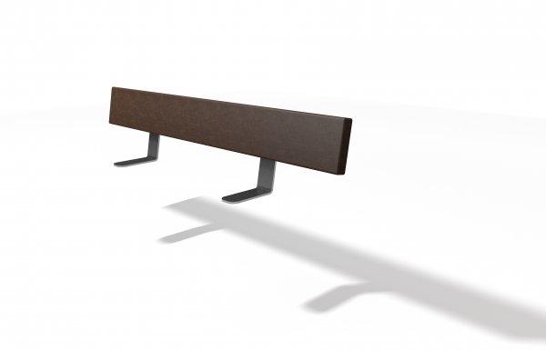 Rückenlehne für Kunststoff Sitzgruppe Forio