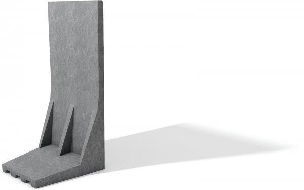 Kunststoff-Kunststoff L-Stein