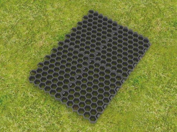 Kunststoff-Kunststoff Paddockplatte