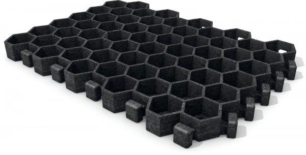 Kunststoff Paddockplatte