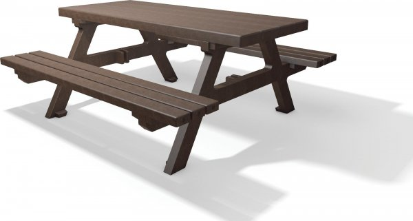 Kunststoff Sitzgruppe Isola ohne Lehne