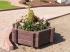 Recycling-Kunststoff Zusatzring für Blumenkübel Vinca